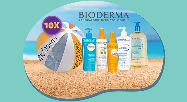 10X Seturi Bioderma pentru toată familia